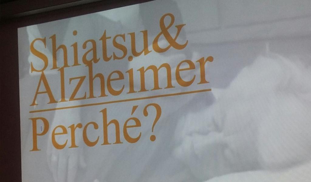 Risultati dello Shiatsu su pazienti con Alzheimer